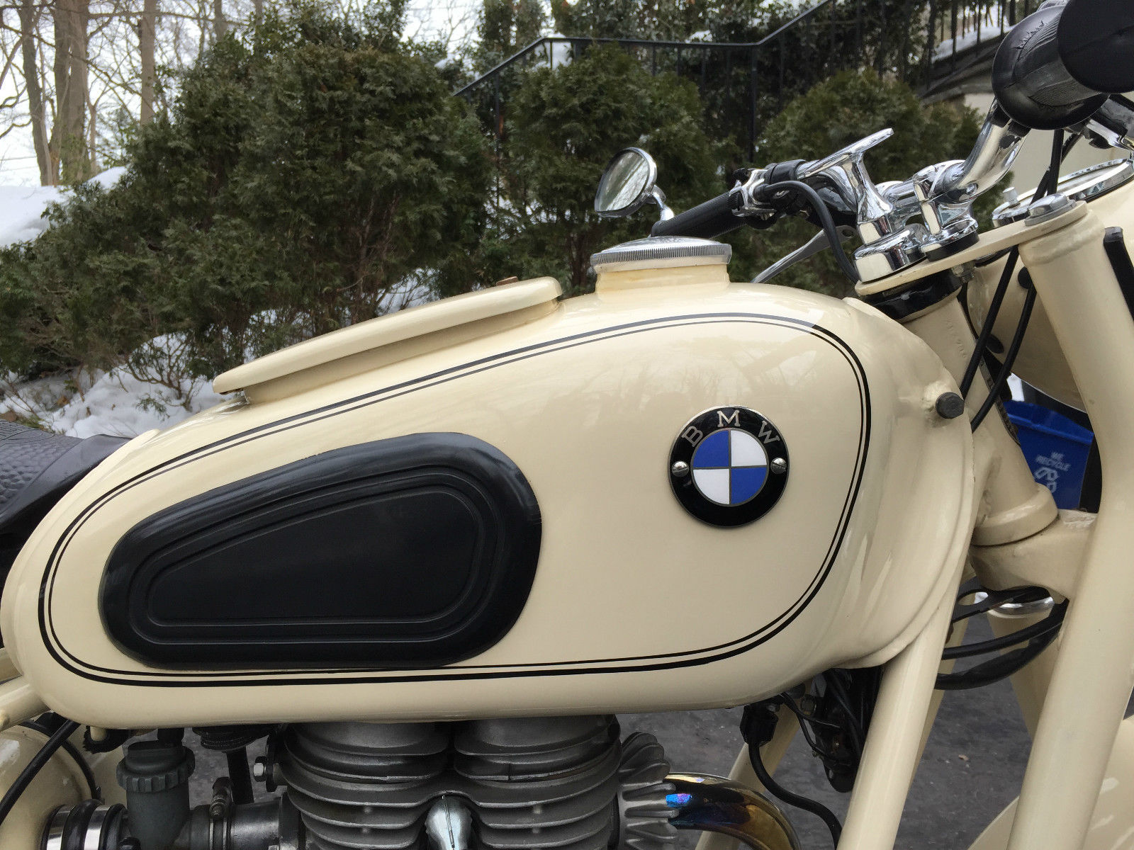 Restored Bmw R27 1965 Photographs At Classic Bikes