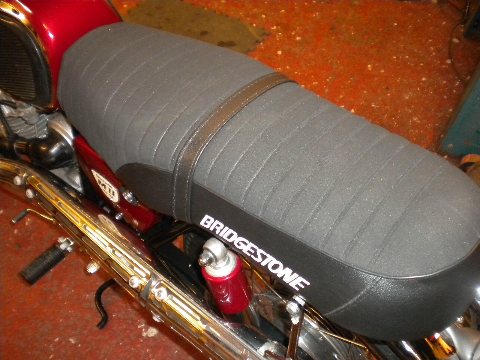 Bridgestone Mach11 -1969 - Seat, Shock Absorber Top Mounting.