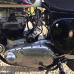 BSA Gold Star Replica - 1960 - Motor and Transmission, Carburettor, Cylinder Head, and Primary Chain Cover.