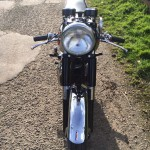 BSA Gold Star Replica - 1960 - Headlight. Forks, Front Mudguard, Clip On Handlebars.