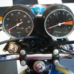 Honda CB750 K0 - 1970 - Clocks, Speedo and Tacho, Handlebars and Cables.