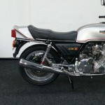 Honda CBX1000 - 1978 - Seat, Strap, Tail Piece, Mudguard and Wheel.