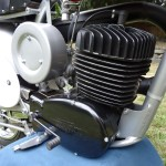 Husqvarna Viking 360 - 1967 - Engine and Gearbox, Air Filter, Gear Change.