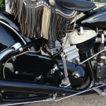 Indian Chief - 1947 - Seat, Frame, Kick Start and Transmission.