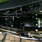 Kawasaki Z1 - 1974 - Under Seat Detail, Inner Fender and Tool Kit.