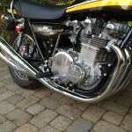 Kawasaki Z1 - 1974 - Engine and Gearbox, Motor and Transmission.