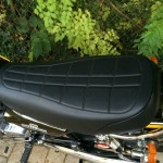 Kawasaki Z1 - 1974 - Seat and Cover.