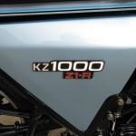 Kawasaki Z1-R - 1978 - Side Panel,. KZ1000 Badge, Z1-R Badge.,