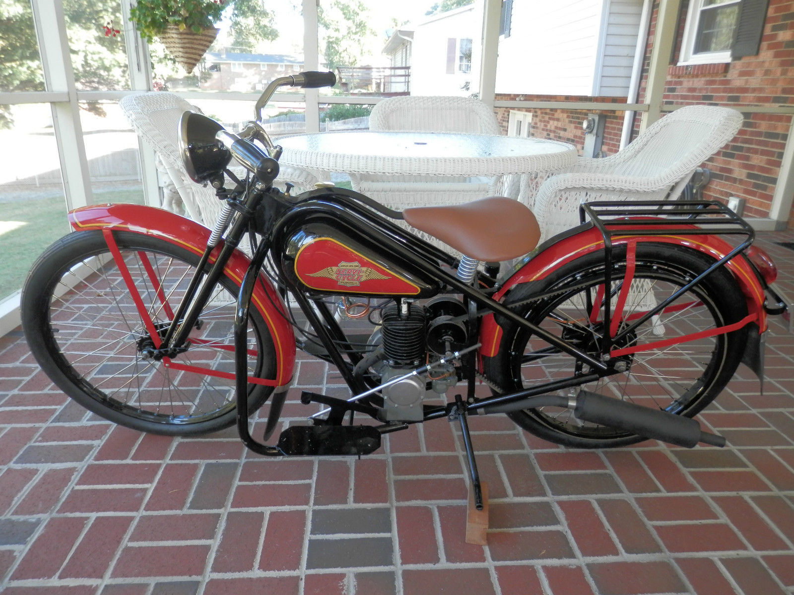 Simplex Servi-Cycle - 1945