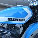 Suzuki TS250 - 1972 - Petrol Tank.