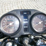 Suzuki X7 - 1982  - Speedo and Tacho, Clocks, Instruments and Ignition Lock.