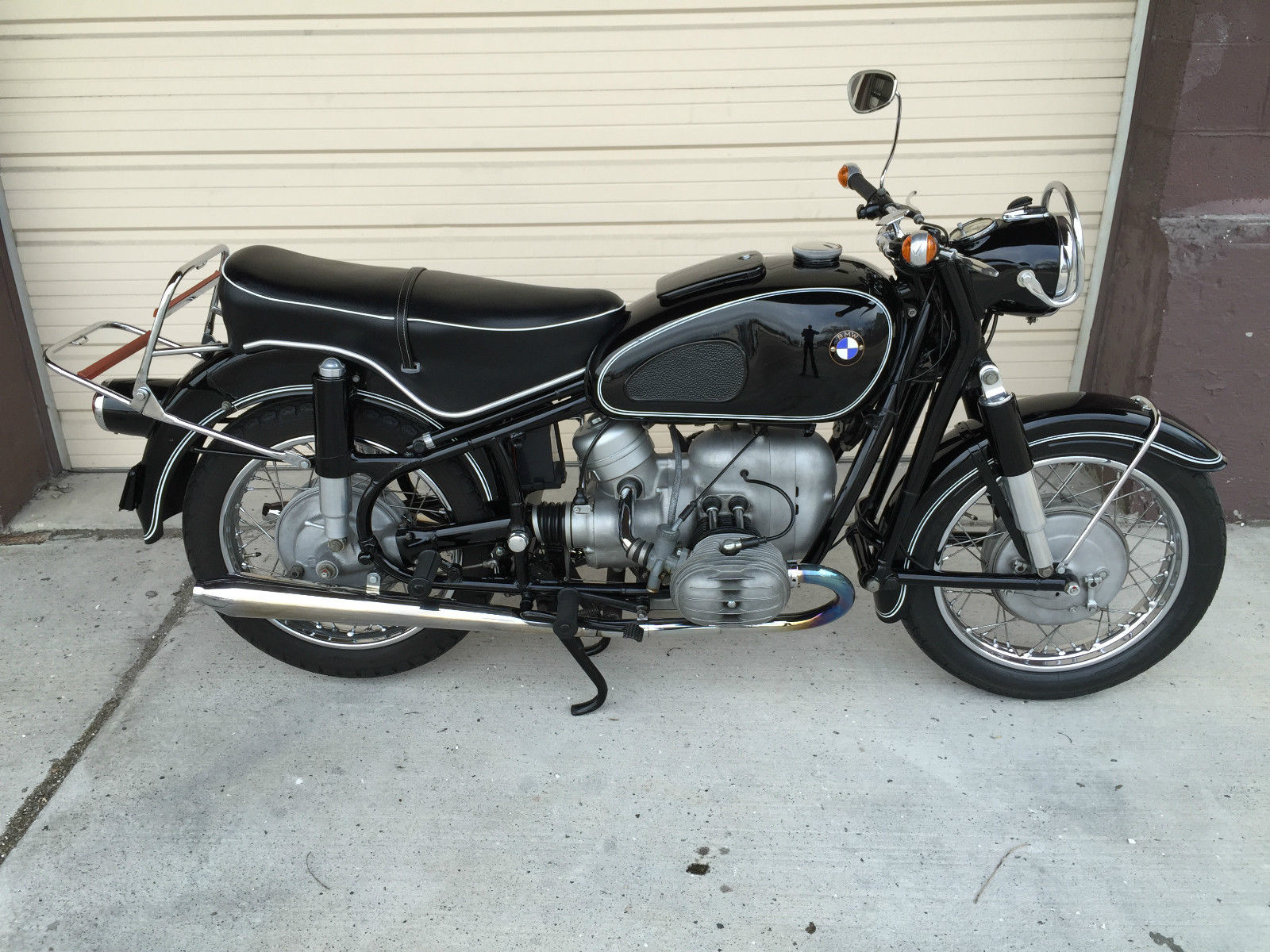 Restored Bmw R60 2 1965 Photographs At Classic Bikes