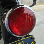 BMW R60/2 - 1965 - Original Rear Light.