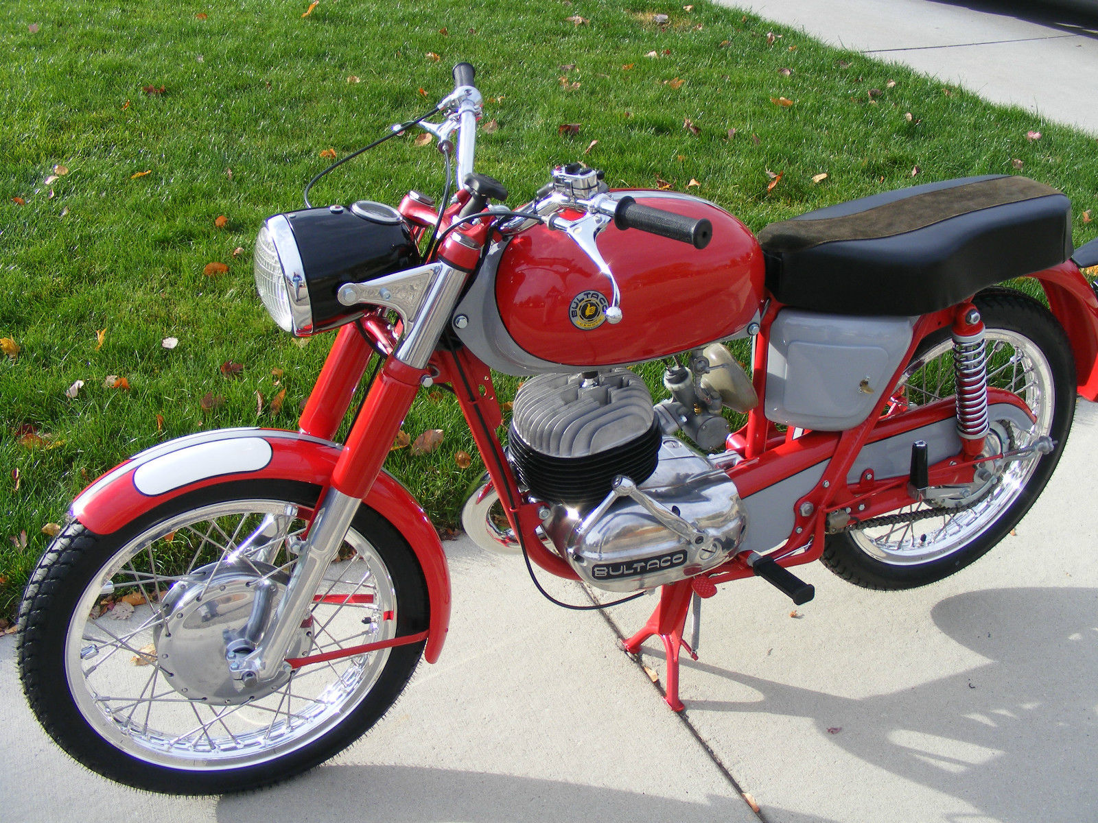 Bultaco Mercurio - 1966