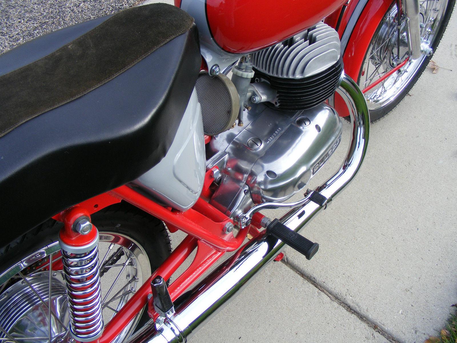 Bultaco Mercurio - 1966 - Motor and Transmission.