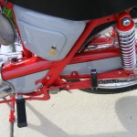 Bultaco Mercurio - 1966 - Side Panel and Frame.