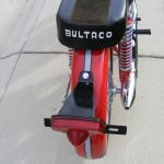 Bultaco Mercurio - 1966 - Rear Light and Fender.