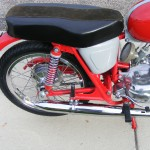 Bultaco Mercurio - 1966 - Exhaust Muffler.