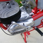 Bultaco Mercurio - 1966 - Engine and Gearbox.