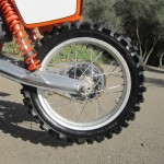 Can-Am MX6 250B - 1981 - Rear Wheel and Swing Arm