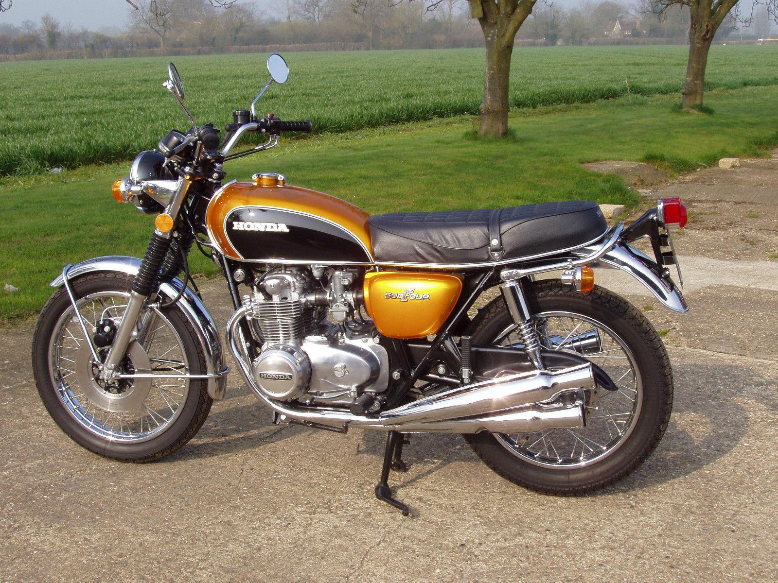 restored honda cb500 four 1971 photographs at classic bikes restored bikes restored. Black Bedroom Furniture Sets. Home Design Ideas