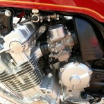 Honda CBX - 1979 - Motor and Transmission, Carburettors, Fuel Tap, Alternator and Air Filter.