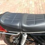 Honda CBX - 1979 - Seat Strap, Grab Rail, Rear FVQ Shock Absorber.,
