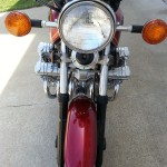 Honda CBX - 1979 - Headlight, Indicators and Horn.