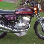 Kawasaki H2A - 1973