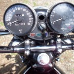 Kawasaki Z1 - 1975 - Restored Gauges, Speedo and Tacho, Ignition Switch and Lights.