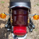 Kawasaki Z1 - 1975 - Tail Piece, Grab Rail and Seat.