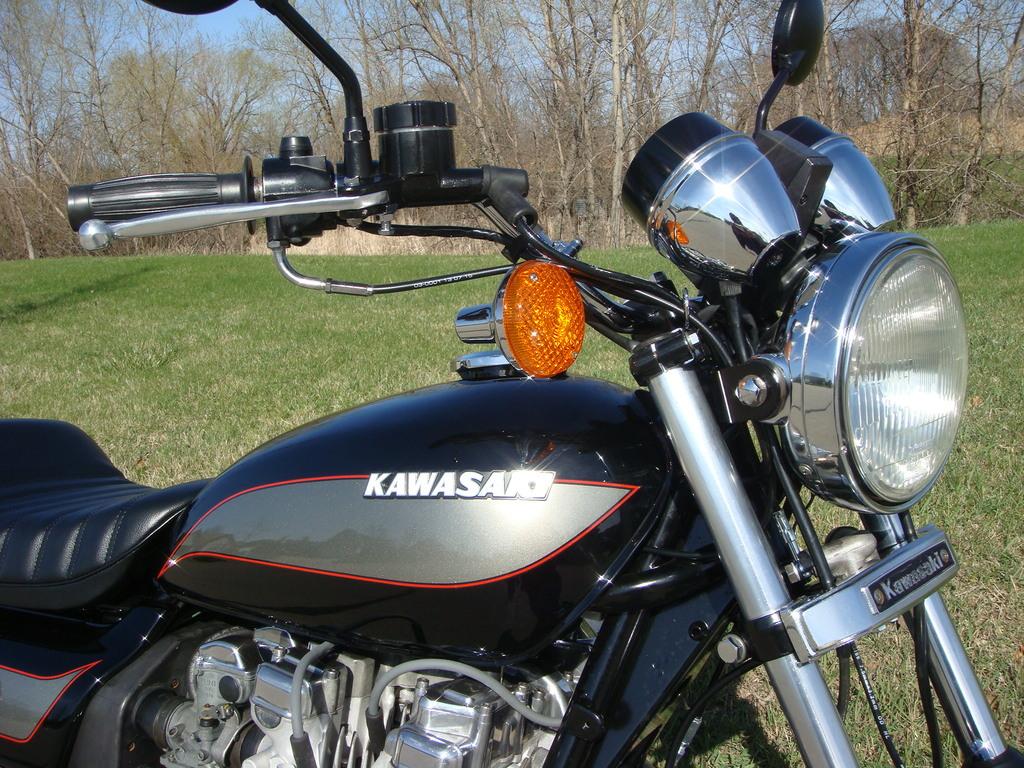 Restored Kawasaki Z1000 LTD - 1980 Photographs at Classic Bikes