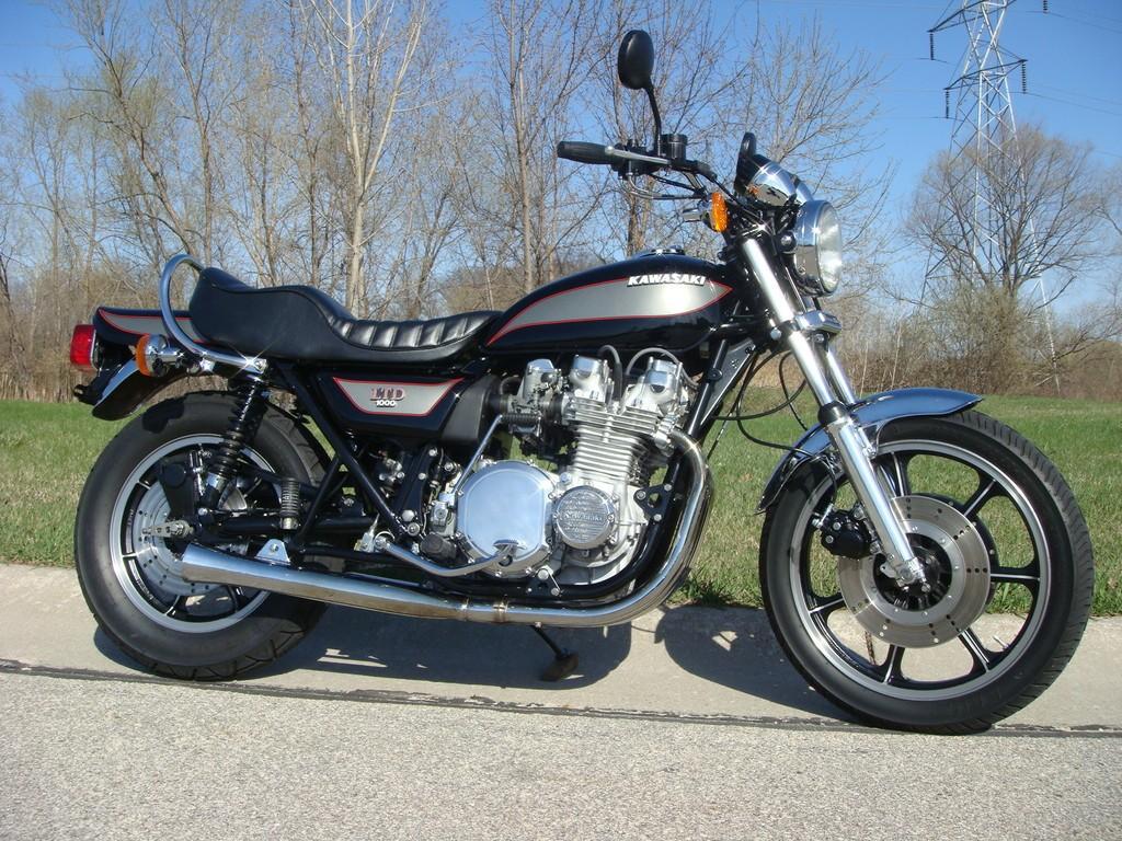 Kawasaki Z1000 Ltd 1980 Restored Classic Motorcycles At Bikes Restored Bikes Restored