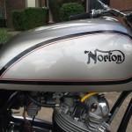 Norton Commando Fastback - 1971