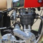 Ariel HS - 1957 - Single Cylinder Engine.