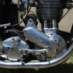 Ariel HS - 1957 - Engine and Gearbox, Motor and Transmission.