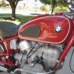 BMW R60 - 1969