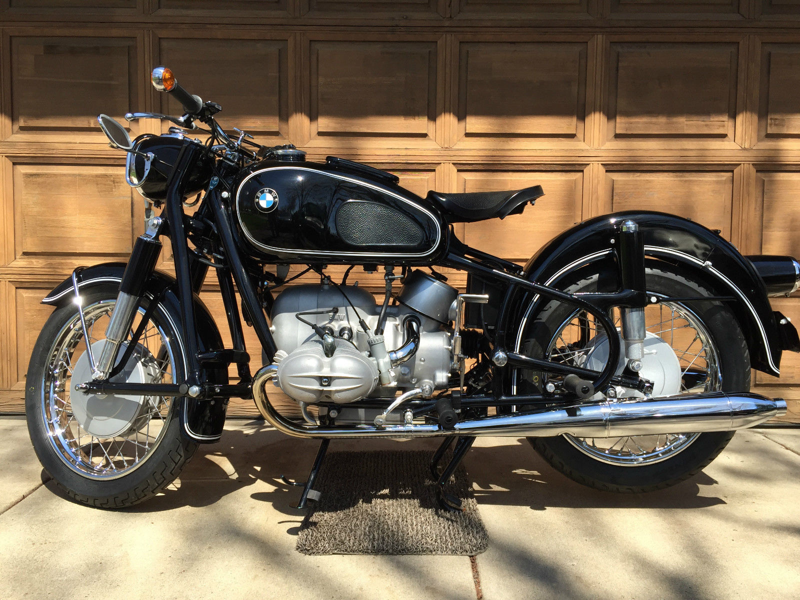 restored bmw r69s 1967 photographs at classic bikes restored bikes restored. Black Bedroom Furniture Sets. Home Design Ideas