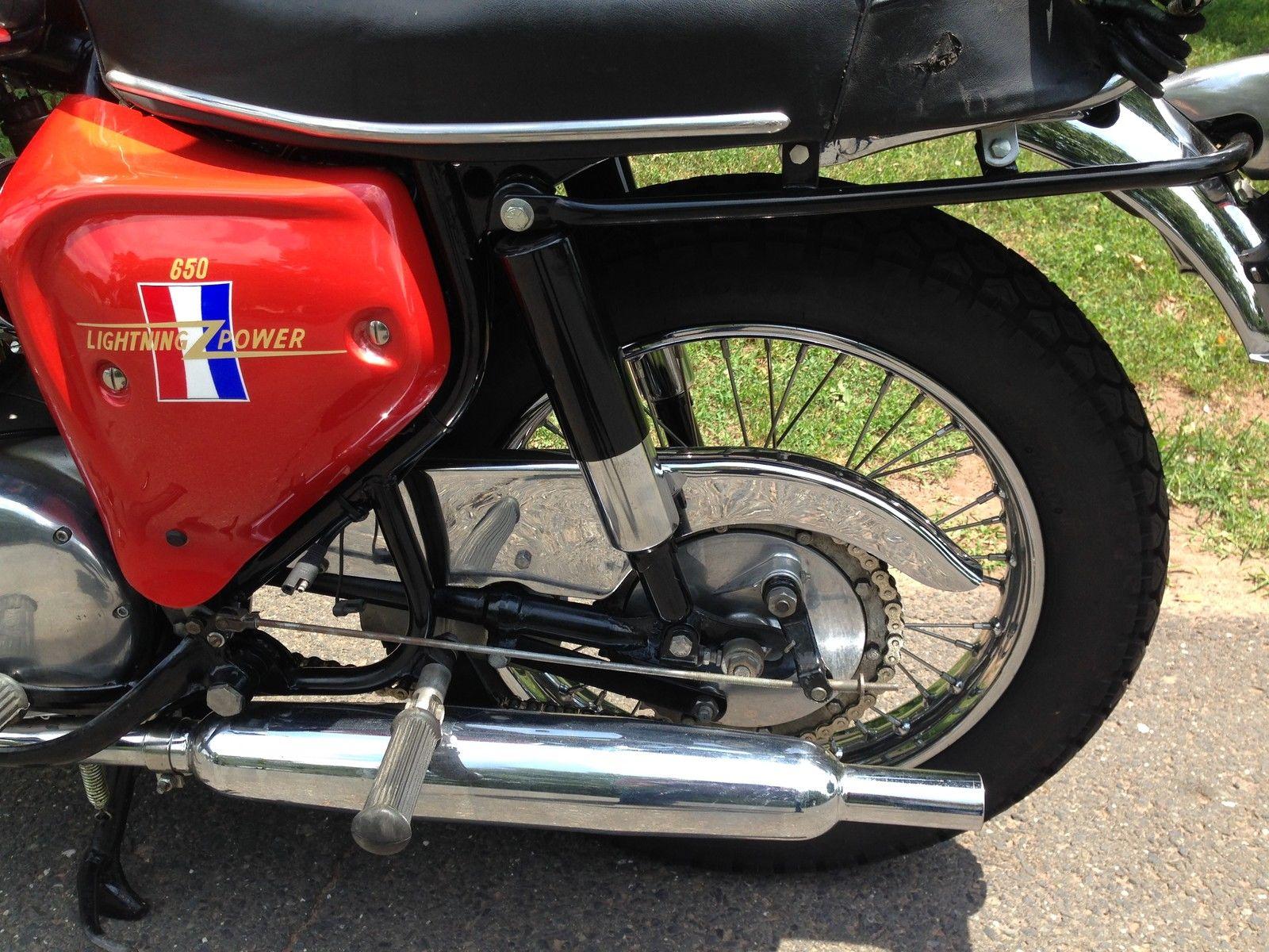 BSA Lightning - 1967