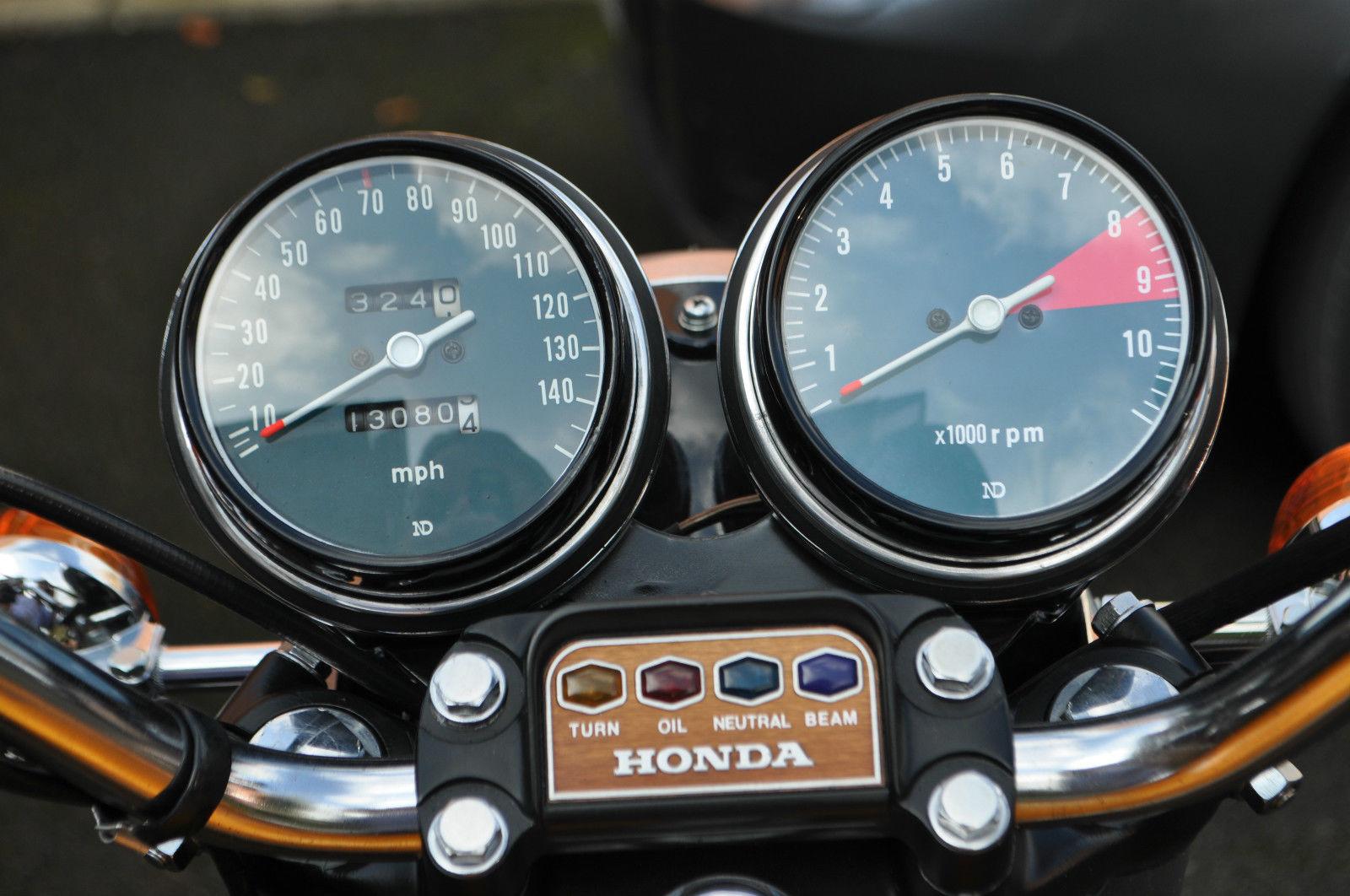 Honda CB750 SOHC - 1973