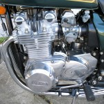 Kawasaki KZ900 - 1976 - Engine and Gearbox, Motor and Transmission.