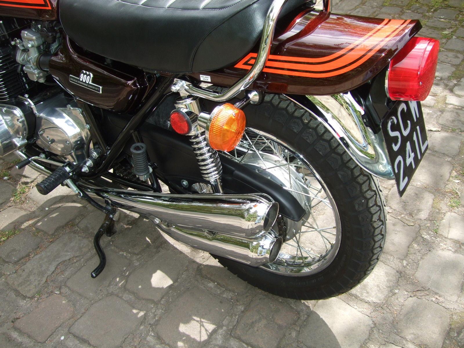 Kawasaki Z1 - 1972