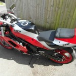 Kawasaki ZXR250 - 1989 - Recovered Seats, Original Bodywork, 250cc Engine.