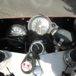 Kawasaki ZXR250 - 1989 - Clocks, Speedo and Tacho, Ignition switch and keys.