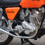 Norton Commando - 1972 - Engine and Gearbox, Motor and Transmission, Carburettors and Exhaust.