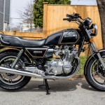 Suzuki GS1100G - 1982 - Right Side View, Restored GS1100G Shaft Drive.