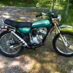 Suzuki TC100 - 1974
