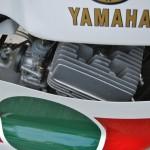 Yamaha TD3 250 - 1972 - Cylinder Head.