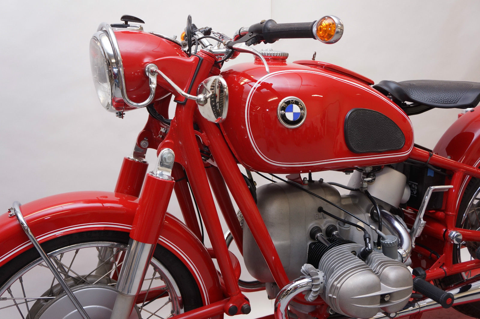 Restored Bmw R69s 1966 Photographs At Classic Bikes Restored Bikes Restored