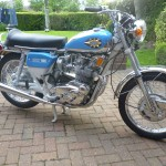 BSA Rocket Three - 1971